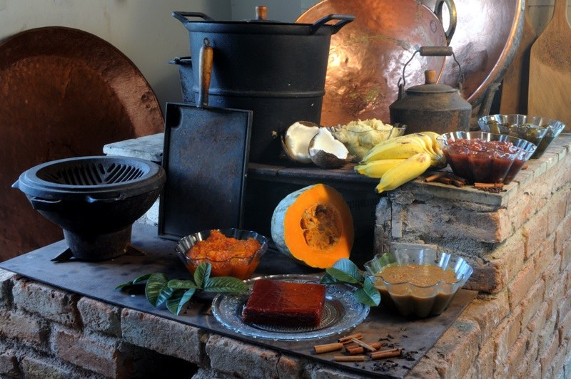 Alimentação no Hotel Fazenda Florença - Viagens Bacanas