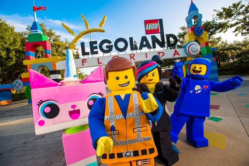 Legoland- Florida - Viagens Bacanas