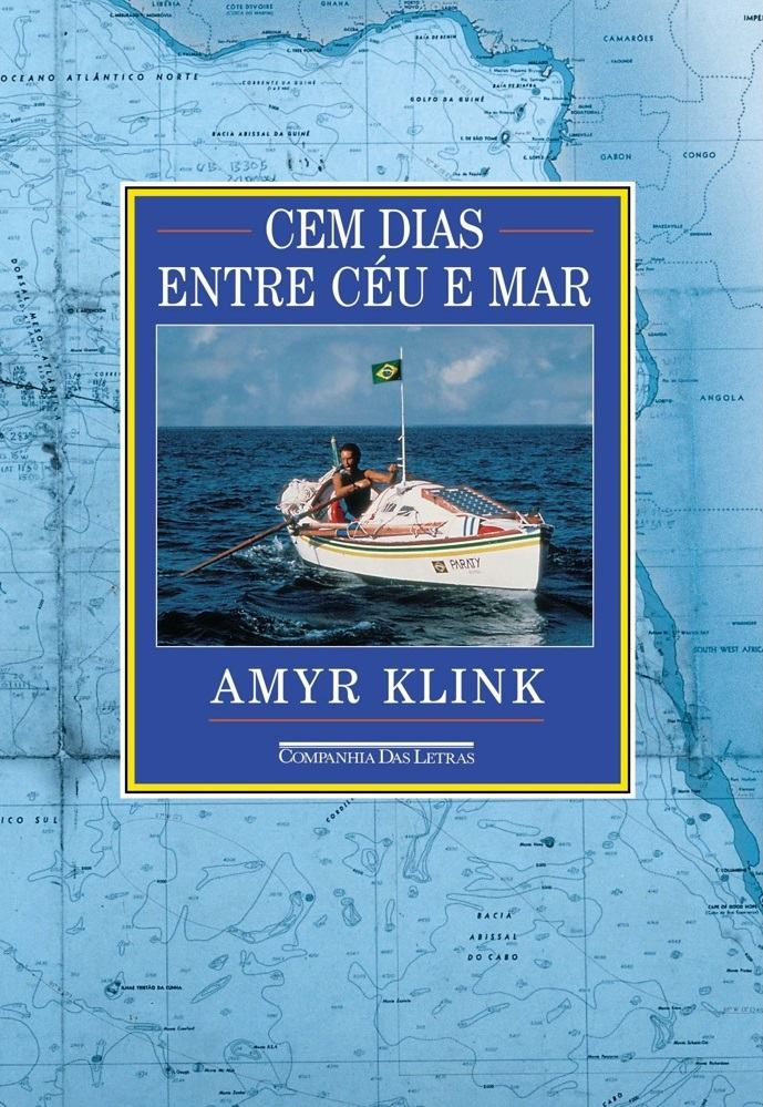 Livro Cem dias entre Céu e Mar - Viagens Bacanas
