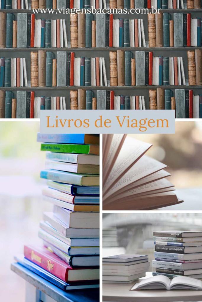 Livros de Viagem - Viagens Bacanas