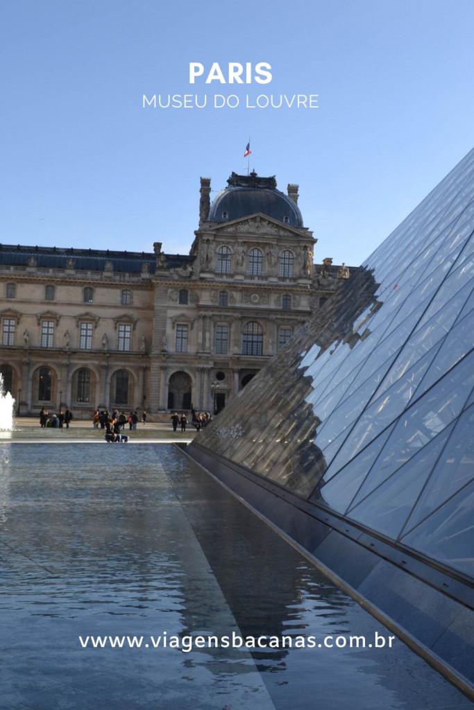 Museu do Louvre online - Viagens Bacanas