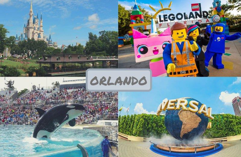 Orlando - Viagens Bacanas