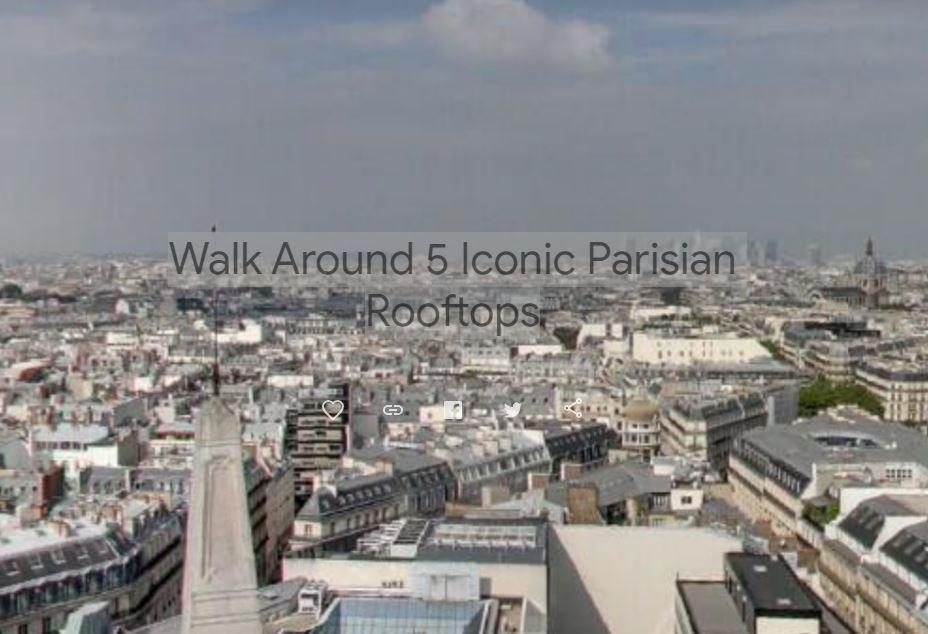 Tetos de Paris