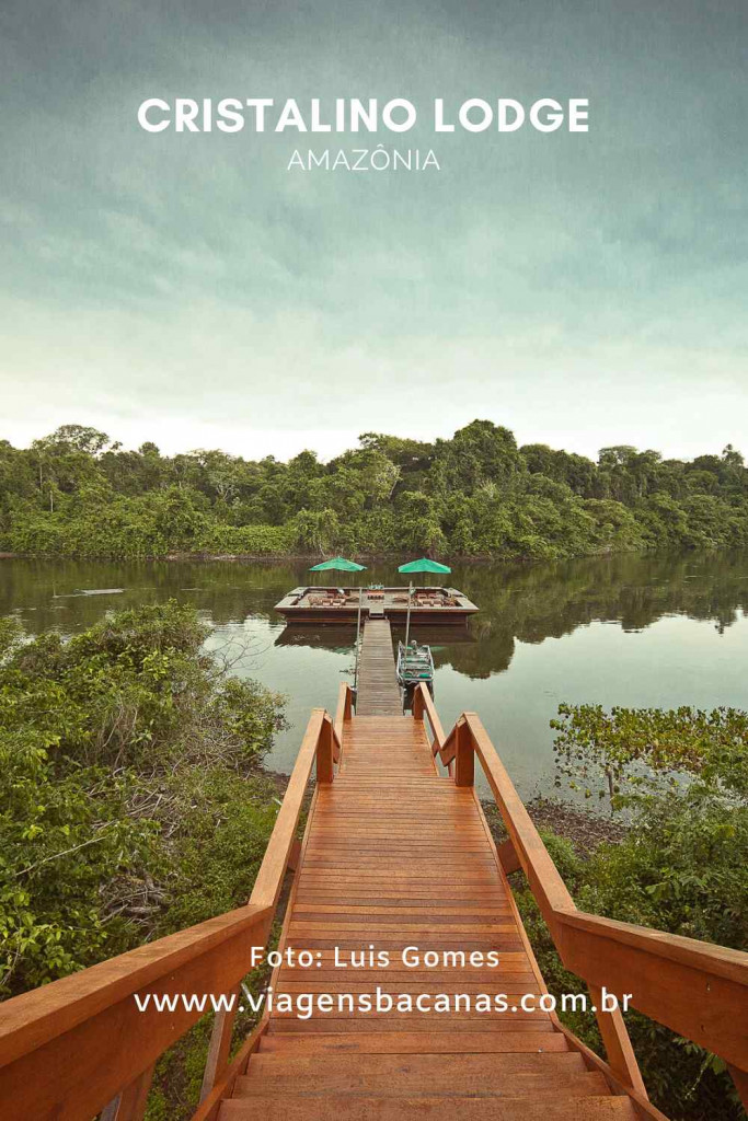 Cristalino Lodge - Foto Luis Gomes - Viagens Bacanas