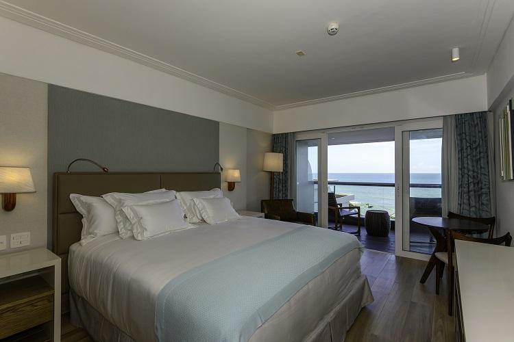Apartamento Luxury do Vogal Luxury Beach Hotel & Spa - Viagens Bacanas