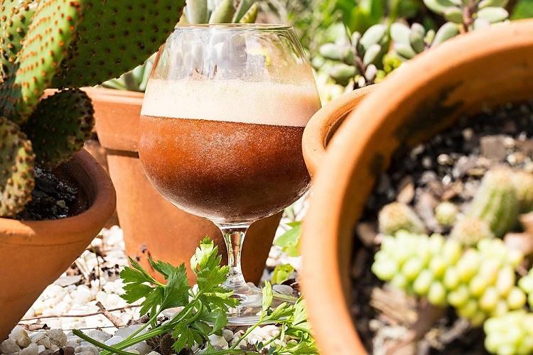 Suco antioxidante do Unique Garden Mairiporã - Viagens Bacanas