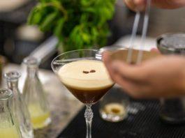 Receita do Expresso Martini do Hotel Botanique - Viagens Bacanas