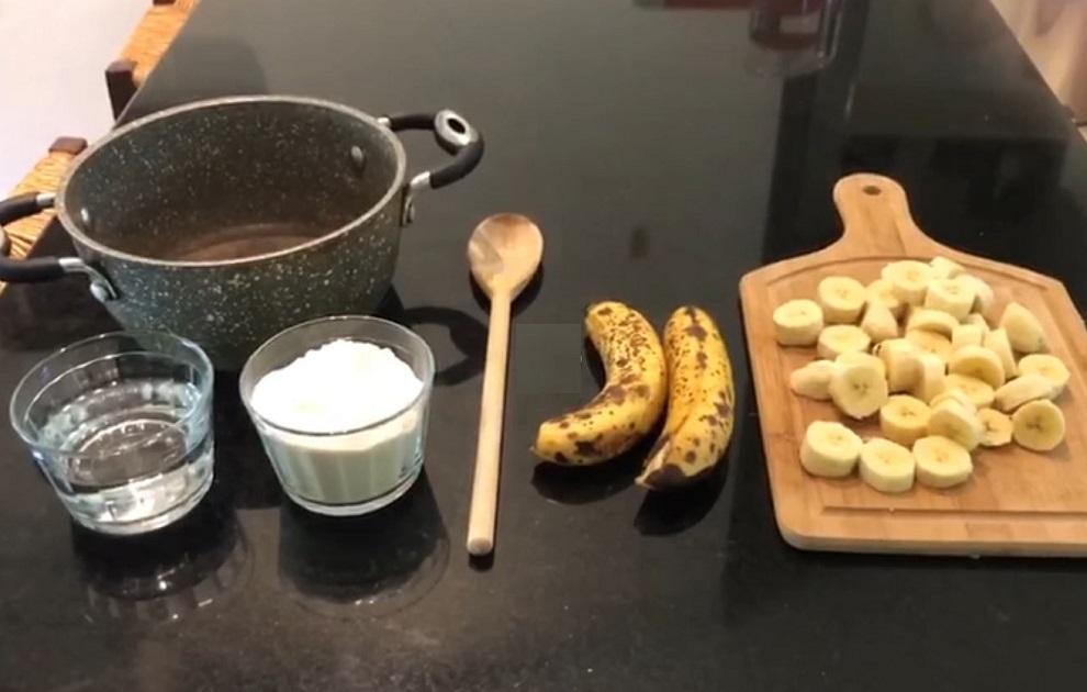 Doce de Banana em Caldas da Fazenda Capoava - Viagens Bacanas