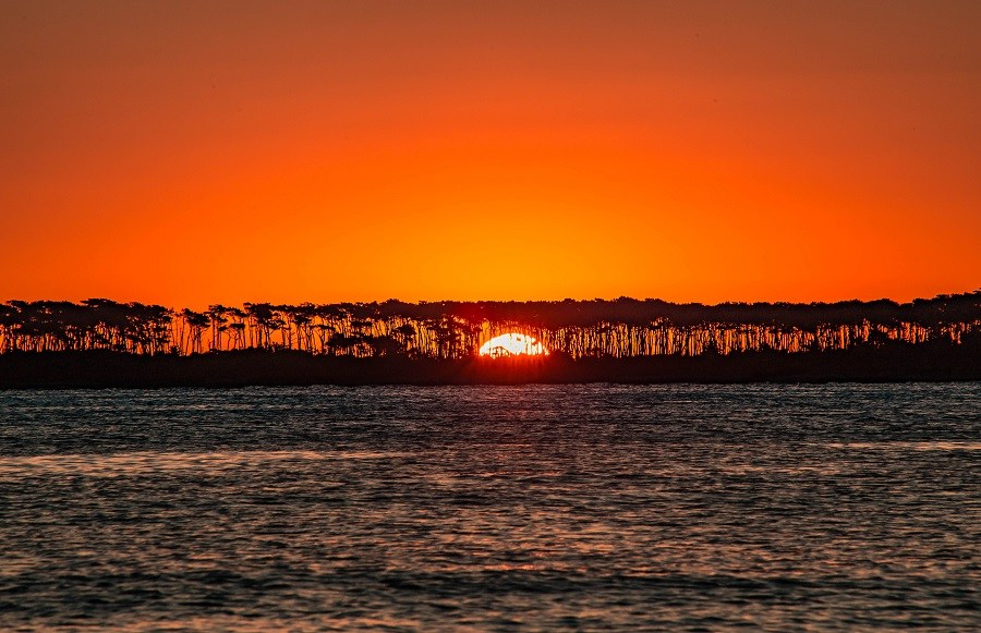 Por do Sol em Isla Gorriti em Punta del Este - Viagens Bacanas
