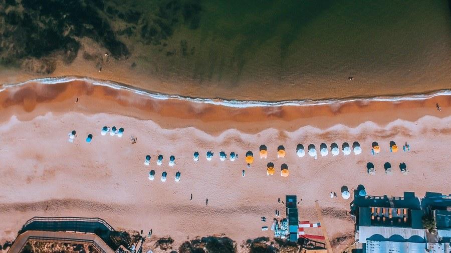 Playa Mansa em Punta del Este - Viagens Bacanas