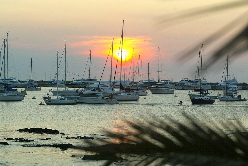 Puerto de Punta del Este - Viagens Bacanas