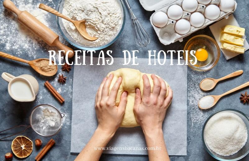 Receitas de Hotéis - Viagens Bacanas