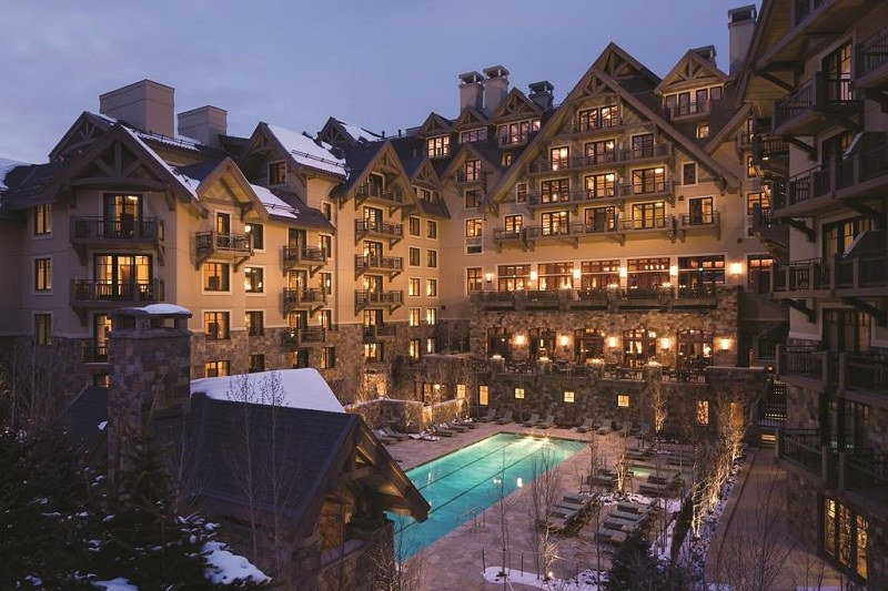 Four Seasons Resort Vail - Viagens Bacanas