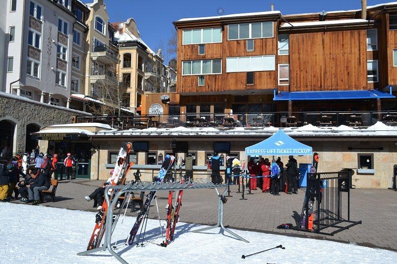 Ski Pass em Lionshead - Viagens Bacanas