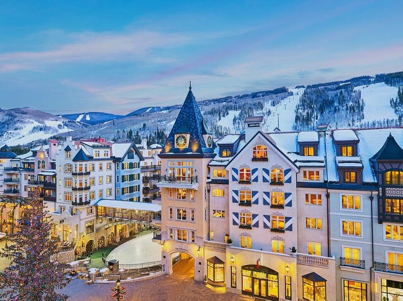 The Arrabelle at Vail Square - Viagens Bacanas