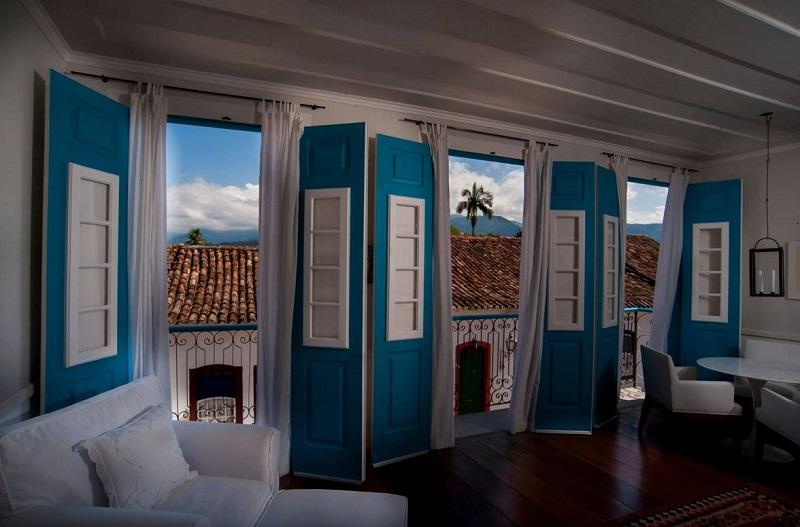 Casa Turquesa Paraty