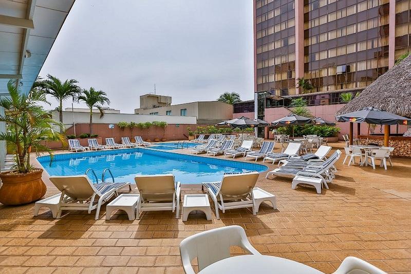Castro's Park Hotel Goiânia