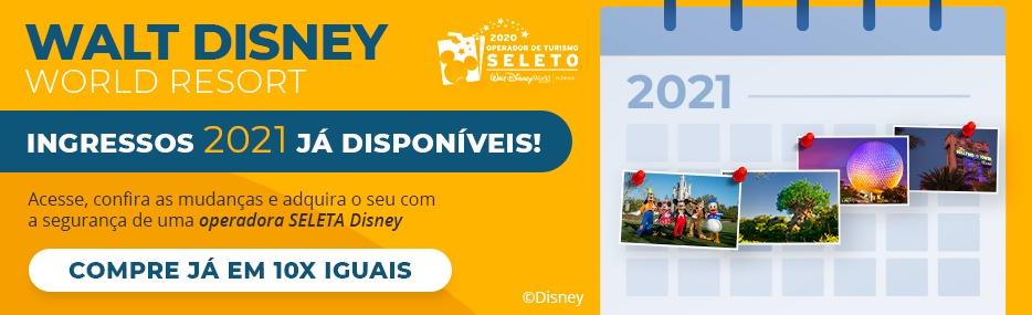 Ingressos Disney World RCA