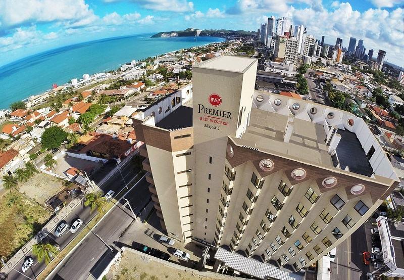 Hotel Majestic Ponta Negra