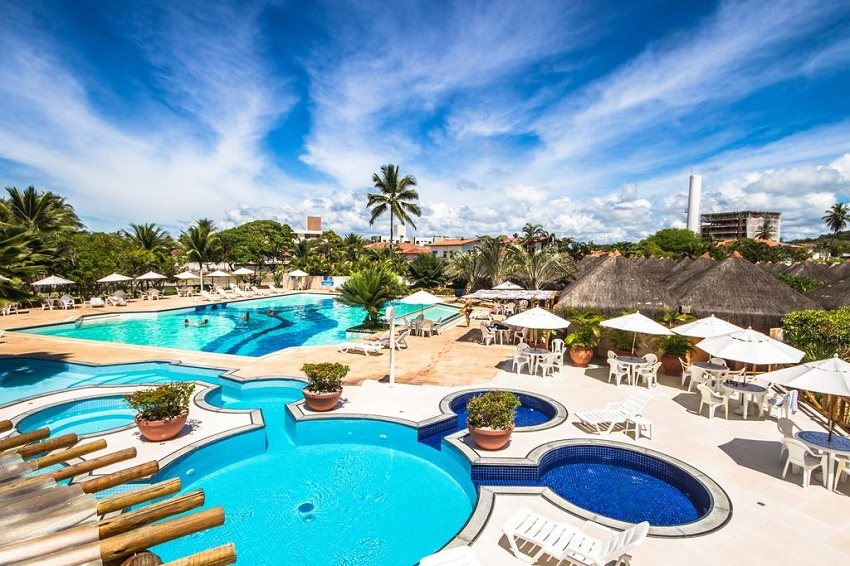 Jardim Atlântico Beach Resort - Ilhéus