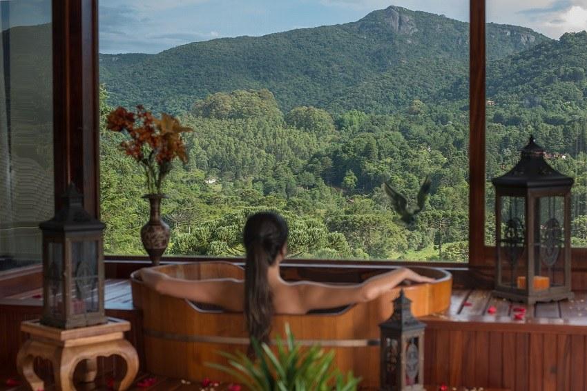 Pousada Mirante da Colyna - Monte Verde   - Viagens Bacanas