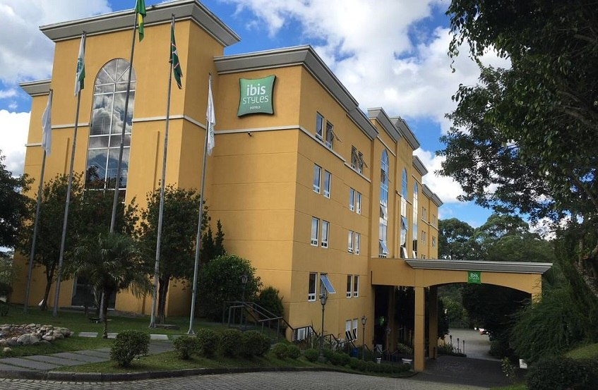 Hotel Ibis Styles Curitiba Santa Felicidade