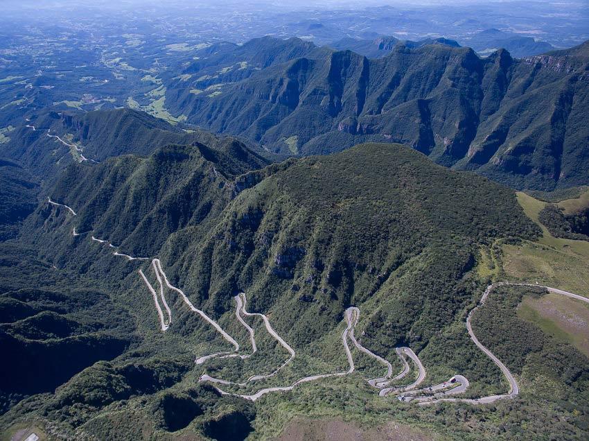 Serra do Rio do Rastro - Viagens Bacanas