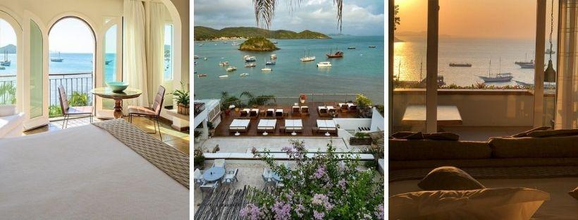 Casas Brancas Boutique Hotel & Spa Búzios - Viagens Bacanas
