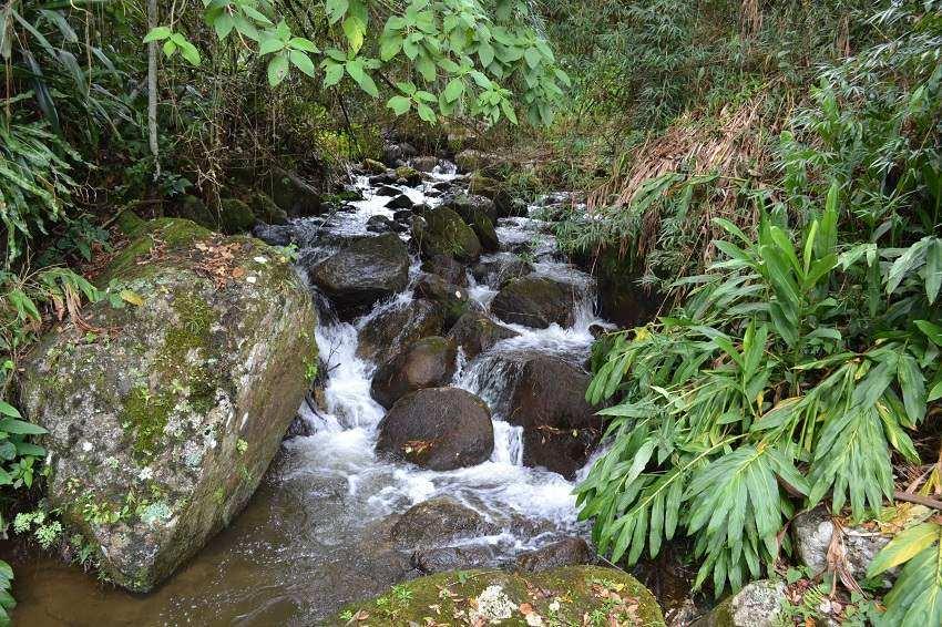 Cachoeira do Parador Lumiar - Viagens Bacanas
