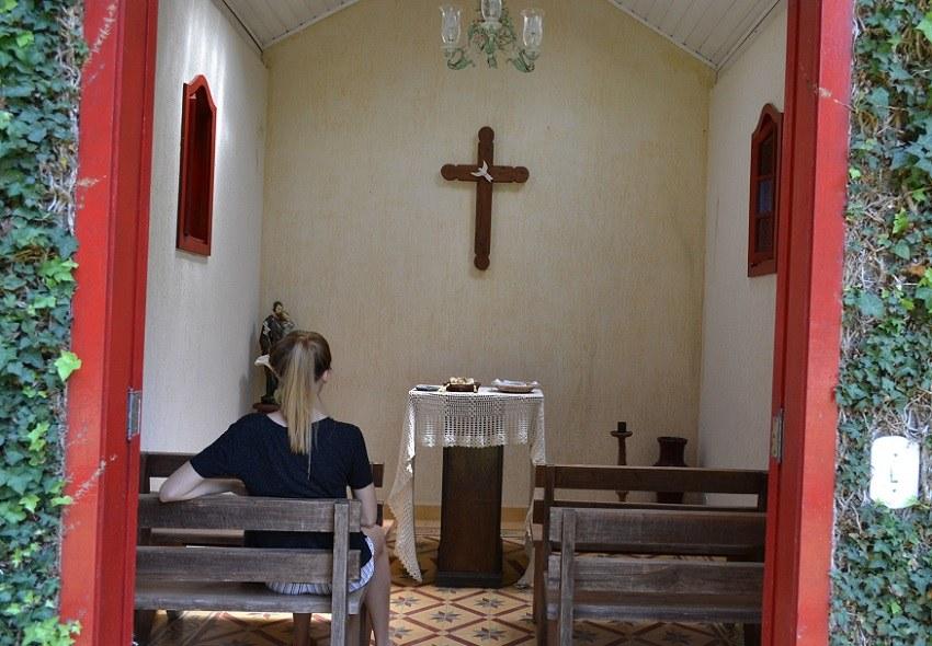 Capela do Parador Lumiar - Viagens Bacanas
