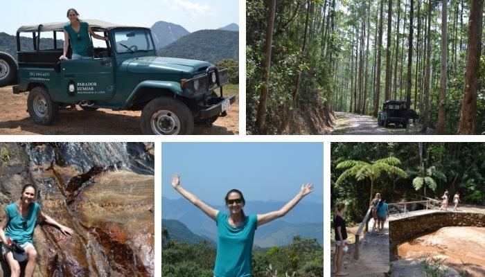 Passeio de Jeep Tour no Parador Lumiar - Viagens Bacanas