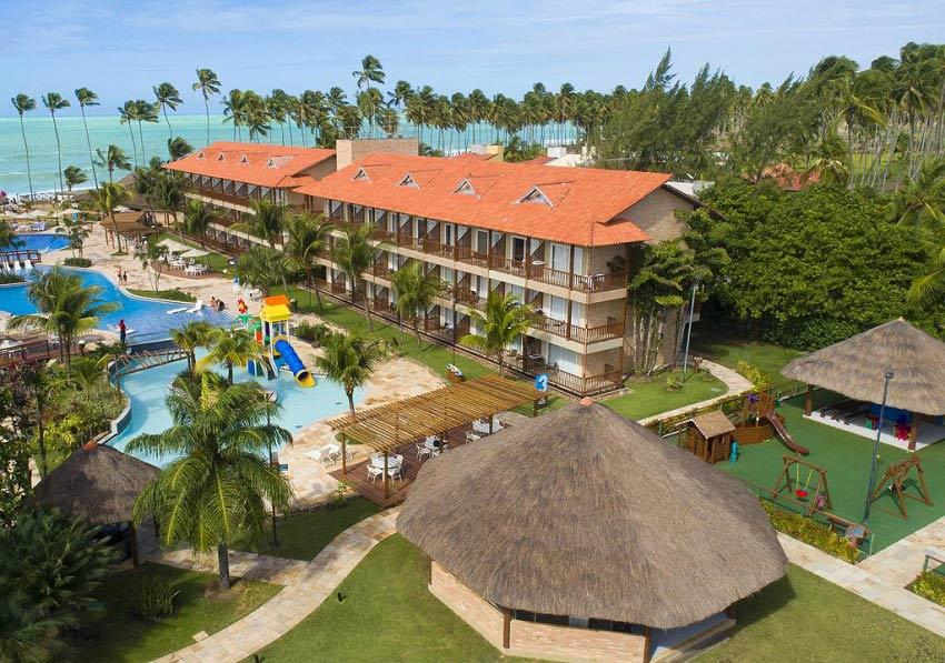 Salinas de Maceió All Inclusive Resort - Foto crédito Booking.com