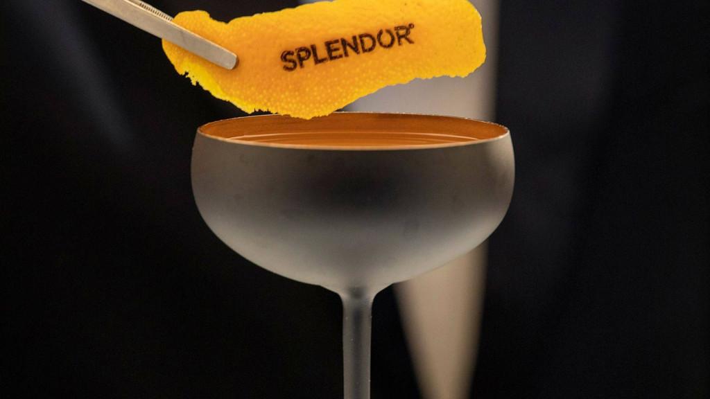 Splendor Cocktail Foto -crédito RSSC
