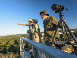 Torre de Observação do Cristalino Lodge - Foto crédito Marcos Amend