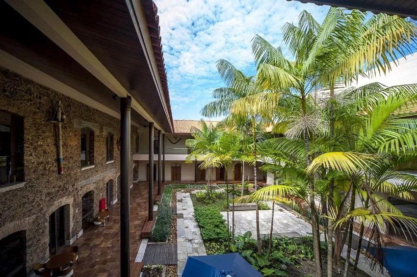 Atrium Hotel Quinta de Pedras - Foto Booking.com