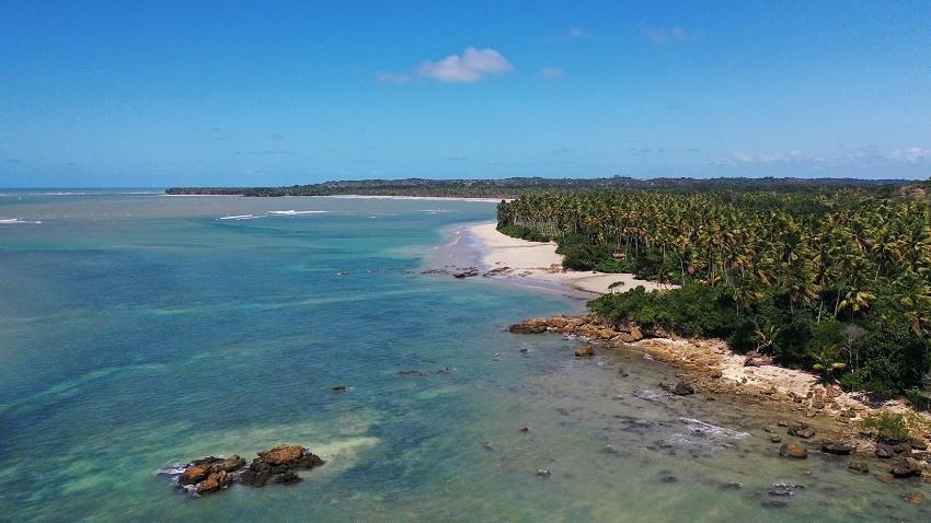 Ilha de Boipeba - Foto divulgação