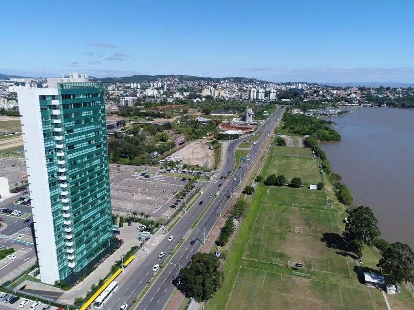 Loft Barra - Porto Alegre - Foto crédito Booking.com