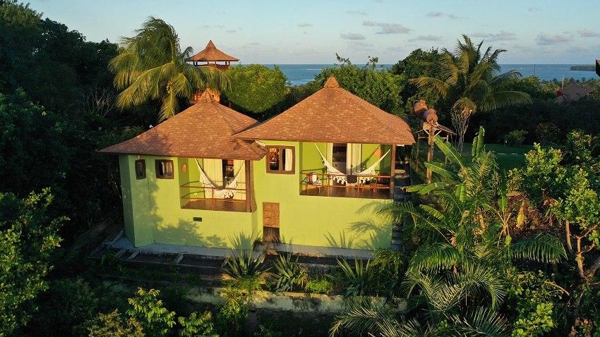 Pousada Mangabeiras - Ilha de Boipeba - Foto divulgação