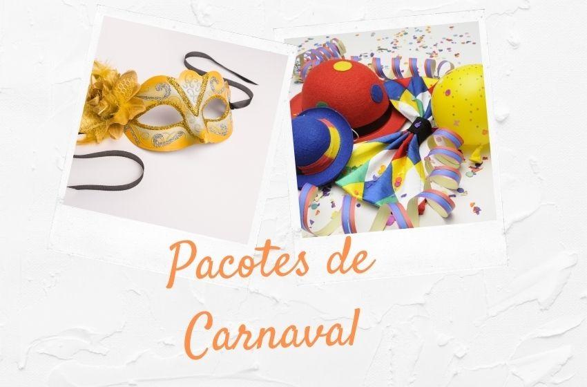 Pacotes de Carnaval