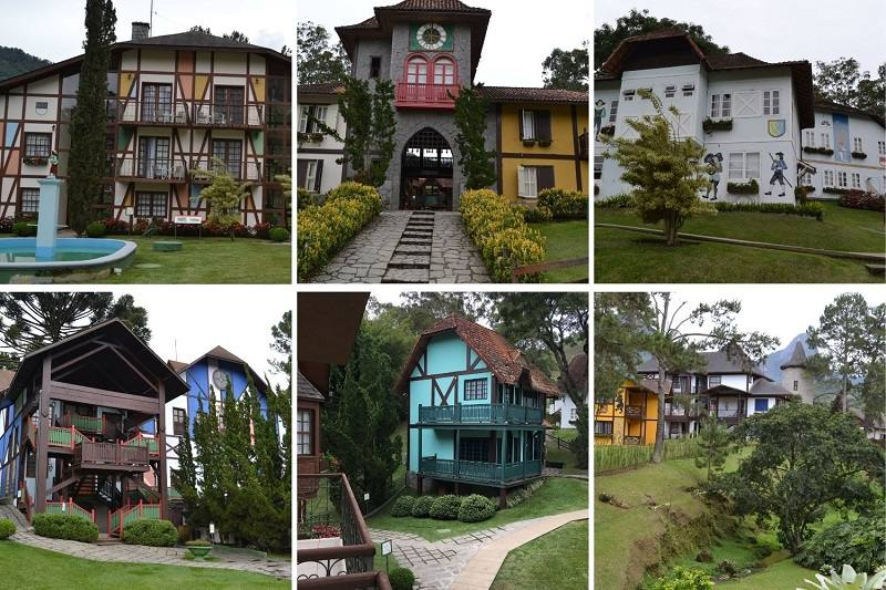 Hotel Le Canton - Teresópolis - Viagens Bacanas