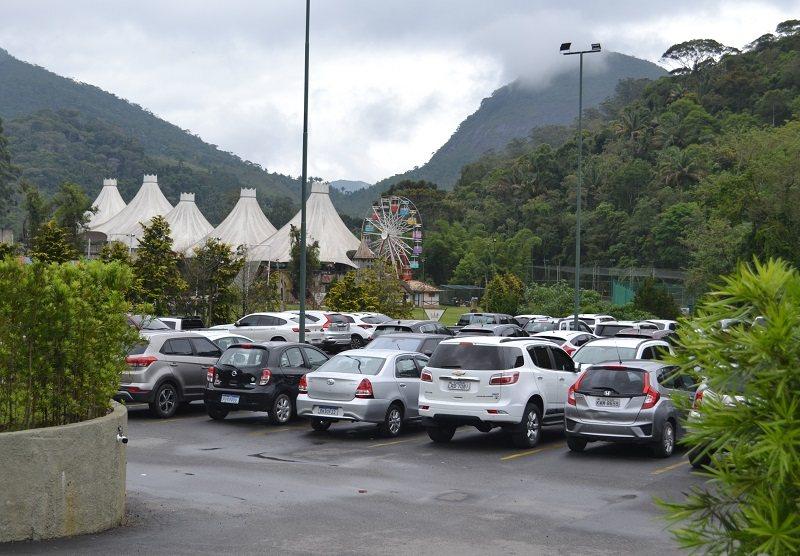 Estacionamento Hotel Le Canton - Viagens Bacanas