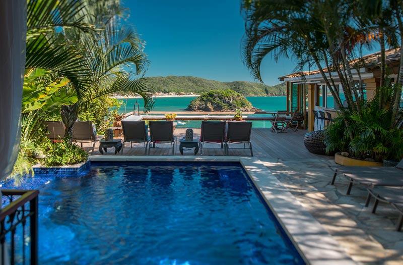 piscina do Vila d'este