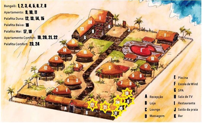 Apartamentos da Vila Kalango