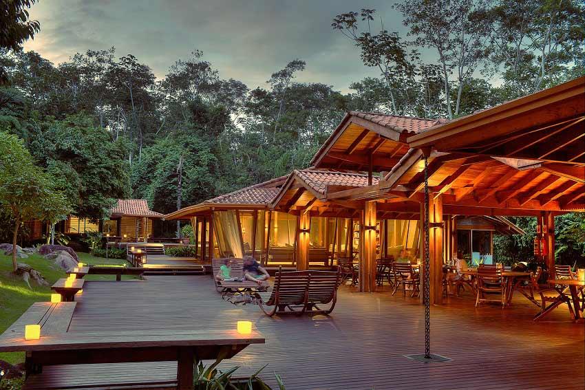 Cristalino Lodge - Foto crédito Samuel Melim