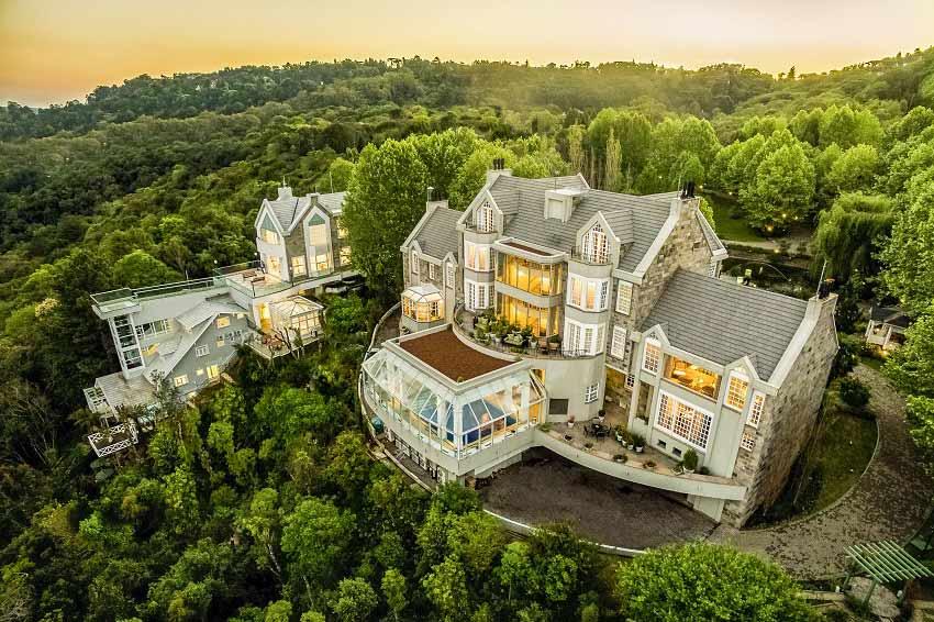 Castelo Saint Andrews em Gramado - foto divulgação Abreu