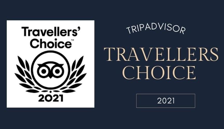 Tripadvisor Travellers Choice 2021