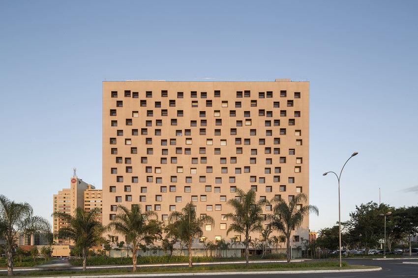 B Hotel Brasília - foto Joana França