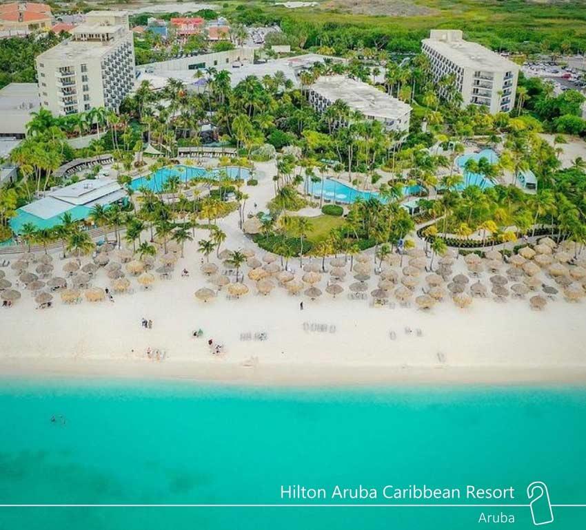 Hilton Aruba Caribbean Resort - foto BestBuy