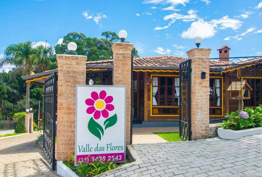 Pousada Valle das Flores - Monte - Verde