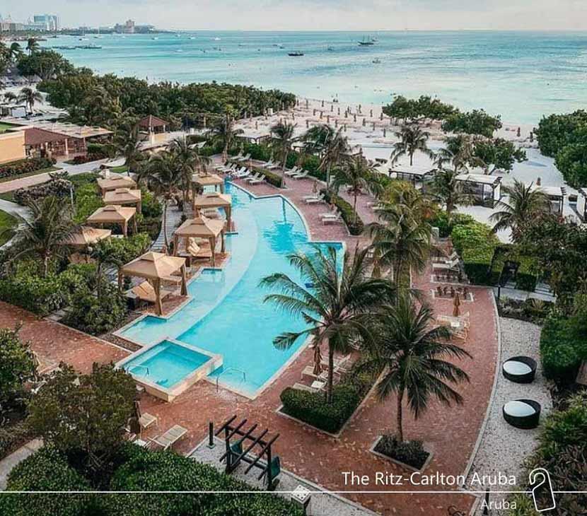 The Ritz-Carlton Aruba - foto BestBuy